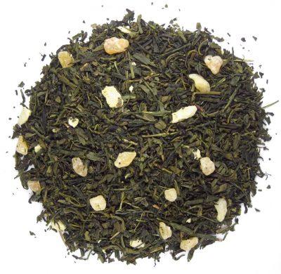 groene meloen thee