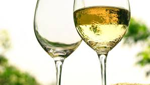 Halfzoete witte wijn