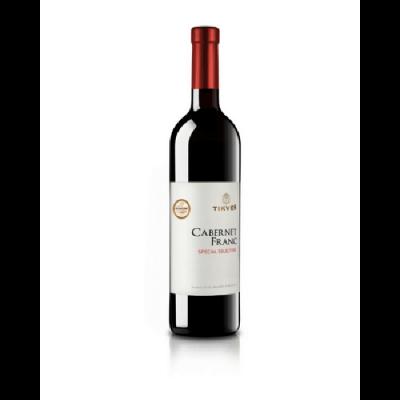 macedonische wijn cabernet franc tikves