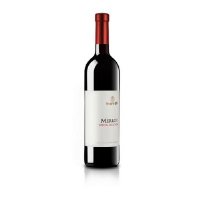 Macedonische wijn merlot Tikves kopen tjament