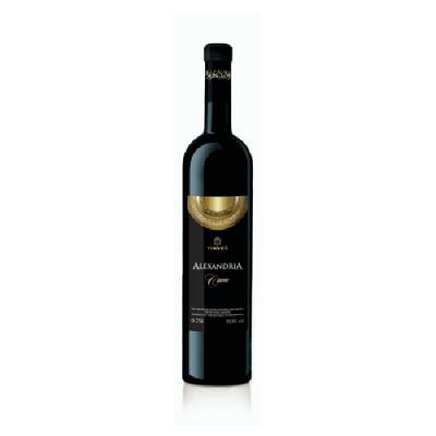 macedonische wijn alexandria cuvee rood tikves