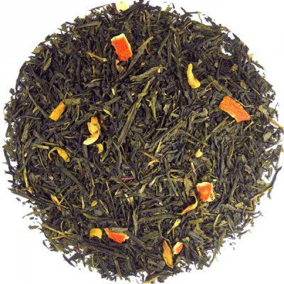 Groene thee-TjaMent