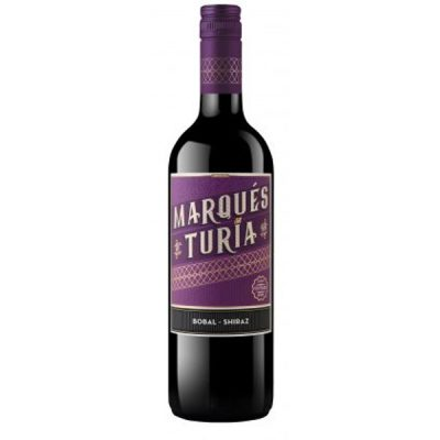 Marques Del Turia Bobal & Shiraz